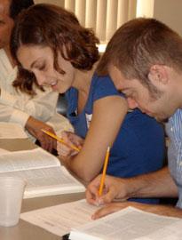 Members in Bible Study