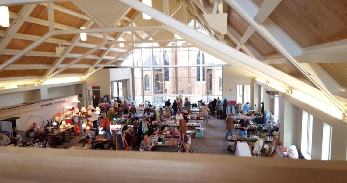 Community Rummage Sale | Grace Lutheran
